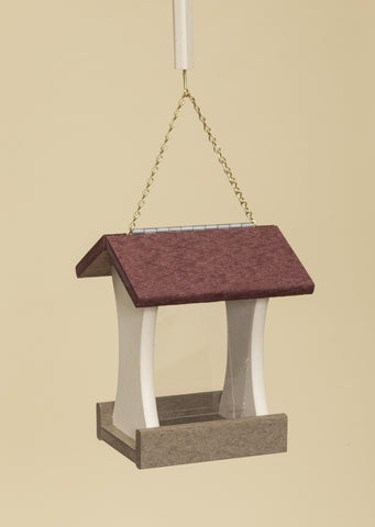 ... BIRD FEEDER In WROUGHT IRON HEART HANGER ~ Amish Handmade In 12 Color  Choices ...
