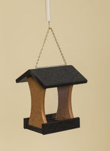 BIRD FEEDER - Amish Handmade Weatherproof Recycled Poly ~ 18 Bright Color Choices