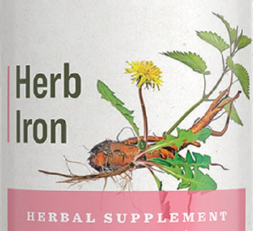 HERB IRON - Herbal Formaula for Healthy Iron & Hemoglobin Levels