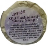 Old Fashioned Shaving Kit ~ Choice of 8 Handmade All Natural Shave Soaps, Mug & Brush