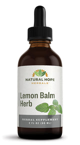 LEMON BALM HERB - Digestion Immune System & Mood Support