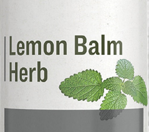 LEMON BALM HERB - Stress Digestion & Immune System Support