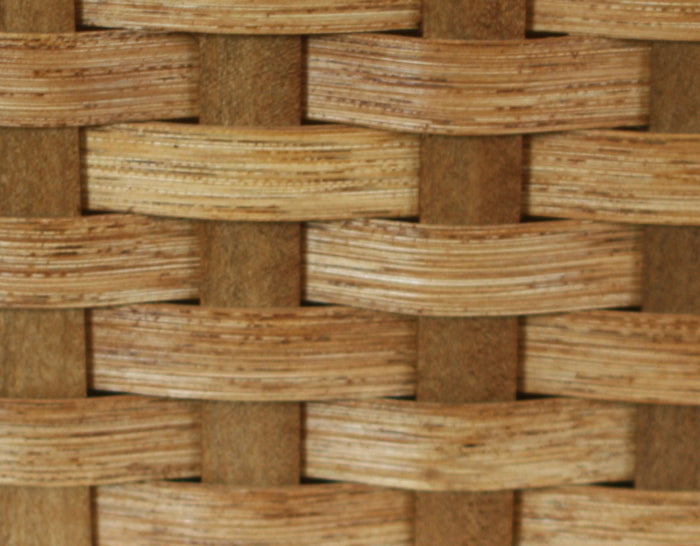 BREAD BASKET - Amish Hand Woven Rattan Basket