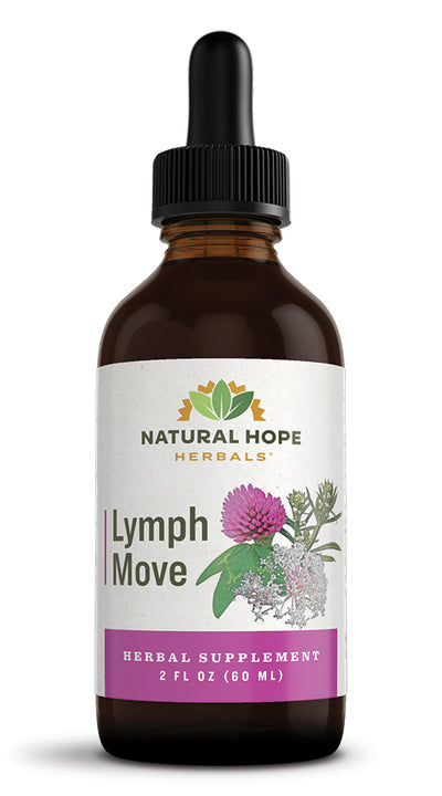 LYMPH MOVE - Herbal Blend for Immune & Lymphatic System Support