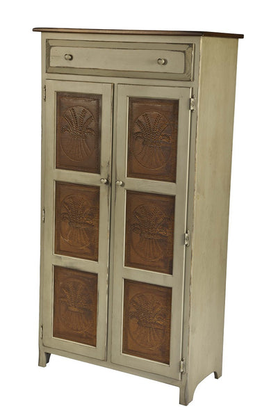 Amish Handmade Heirloom Furniture Pie Safe USA Made
