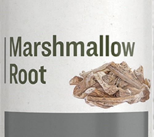 MARSHMALLOW ROOT - Digestive Respiratory & Urinary Tract Support