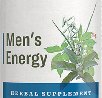 MEN'S ENERGY - Herbal Tincture Tonic for Increased Stamina & Vigor
