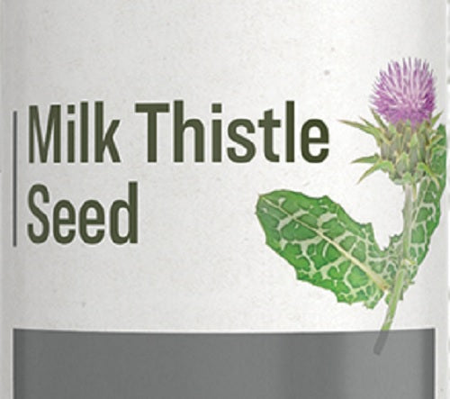 MILK THISTLE SEED - Natural Antioxidant Liver Support Tincture