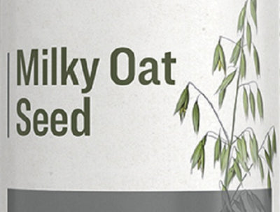 MILKY OAT SEED - Healthy Nervous System Mood & Stress Support