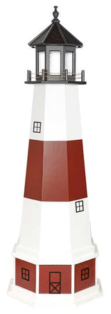 MONTAUK LIGHTHOUSE - Long Island New York Working Replica in 6 Sizes