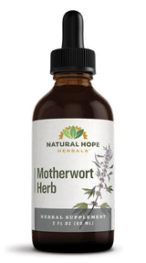 MOTHERWORT HERB - Liver, Heart & Nervous System Support Tonic