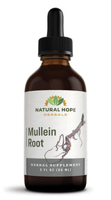 MULLEIN ROOT - Healthy Urinary Tract Support Diuretic Herb Tincture