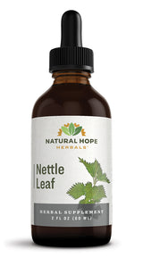 STINGING NETTLE LEAF - Cleansing Immune & Kidney Support Tincture Tonic