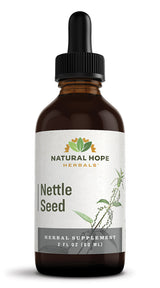 STINGING NETTLE SEED - Healthy Kidney, Urinary Tract & Allergy Support Tonic