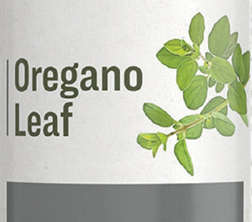 OREGANO LEAF - Natural Immune & Digestive System Support