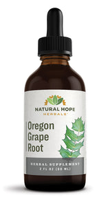 OREGON GRAPE ROOT- Natural Immune System & Liver Support