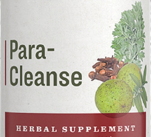 PARA-CLEANSE FORMULA - Green Black Walnut Colon Cleansing Tincture