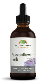 PASSIONFLOWER HERB - Natural Stress & Sleep Support Tincture