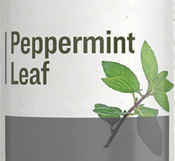 PEPPERMINT LEAF - Natural Digestive System Support Tincture