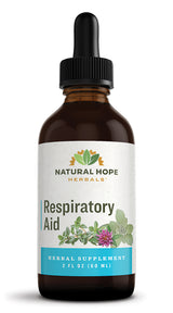 RESPIRATORY AID - Bitter & Pungent Herbal Immune & Lung Support