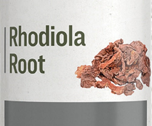 RHODIOLA ROOT - Energy, Memory & Concentration Adaptogenic Support