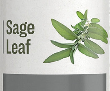 SAGE LEAF - Immune, Digestive & Brain Function Support Tincture
