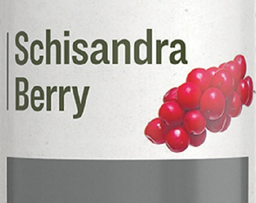 SCHISANDRA BERRY - Adaptogenic Adrenal Liver & Digestive Support Tonic