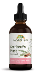 SHEPHERD'S PURSE COMPOUND Special Herbal Blend For Women