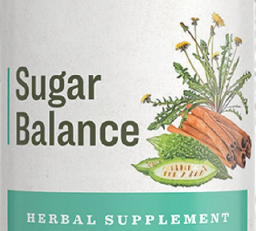 SUGAR BALANCE - Custom Blend of Pancreatic Cleansing & Nourishing Herbs
