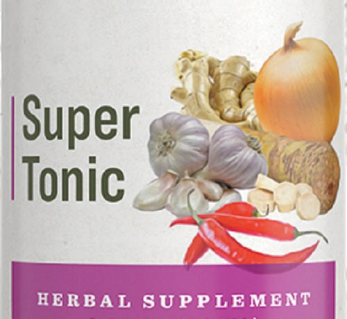 SUPER TONIC - Hot Spicy & Pungent Traditional Immune Support Tincture