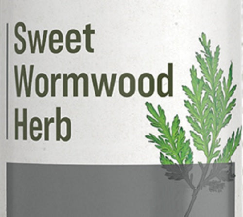WORMWOOD HERB - Healthy Digestive Function & Immune System Tonic