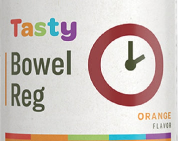 Children's TASTY BOWEL REG Gentle and Tasty Herbal Tincture Formula