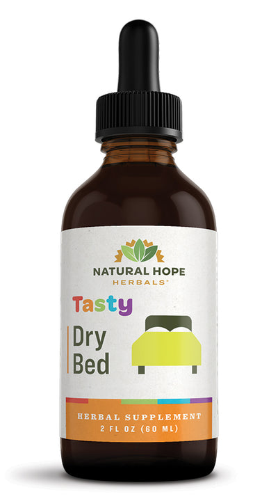 TASTY DRY BED Proprietary Blend Herbal Urinary Tract Formula Tincture