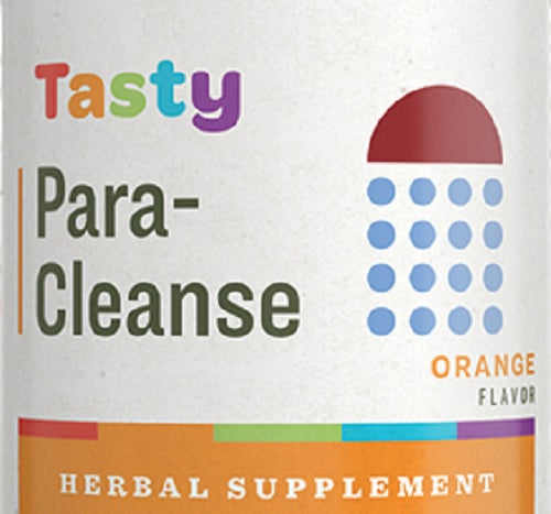 TASTY PARA-CLEANSE - Gentle Herbal Cleansing Formula
