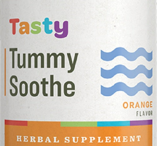 TASTY TUMMY SOOTHE Traditional Digestive Support Herbal Formula