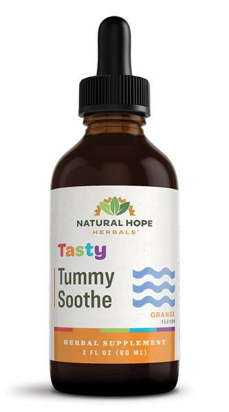 Tasty Tummy Soothe Traditional Digestive Support Herbal