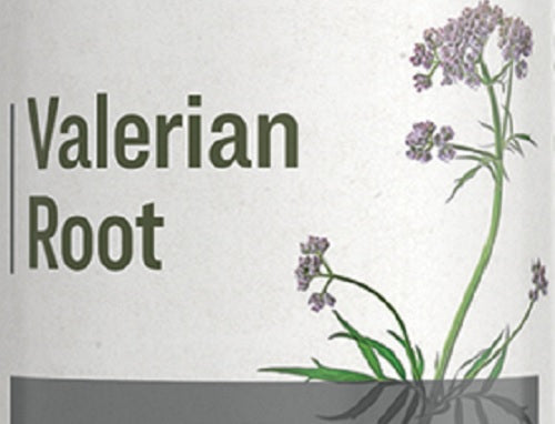 VALERIAN ROOT - Natural Nerve, Sleep & Stress Support