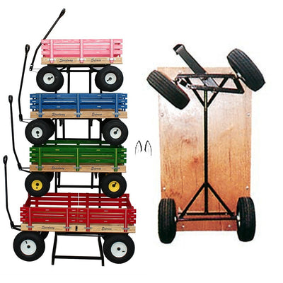 Amish Handmade Child Wagon Made in USA