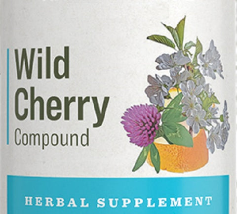 WILD CHERRY COMPOUND - Soothing Respiratory & Immune Support