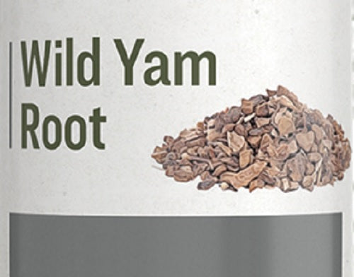 WILD YAM ROOT - Digestive & Women's Health Support