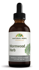 WORMWOOD HERB - Antimicrobial Digestive & Intestinal Support