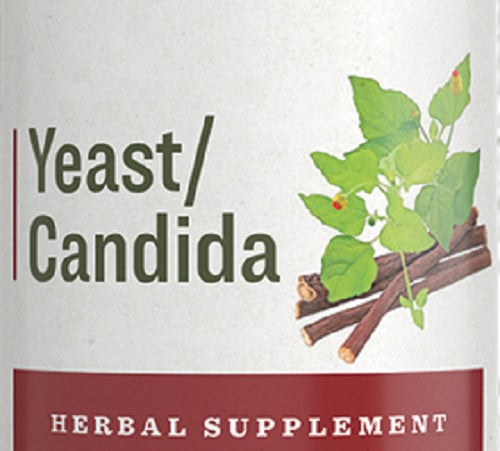 YEAST CANDIDA -Traditional Intesintal & Genitourinary Balancing Formula