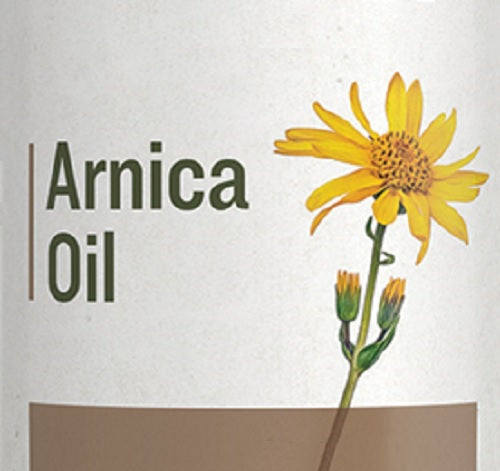 ARNICA OIL - Organic Extra Virgin Olive Oil Rosemary Leaf & Vitamin E Infused