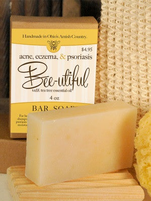 Moisturizing Soap for Eczema Psoriasis Acne Rosacia