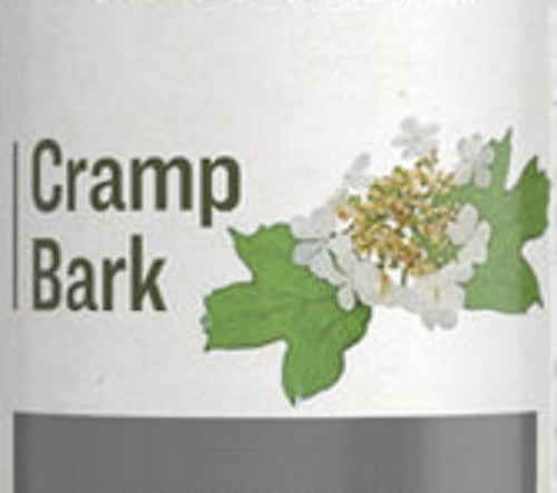 CRAMP BARK - Single Herb Liquid Extract Tincture