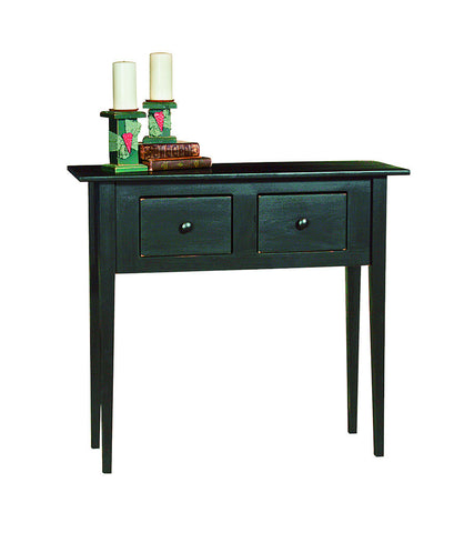 Amish Handmade Sideboard Buffet Side Table Made in USA