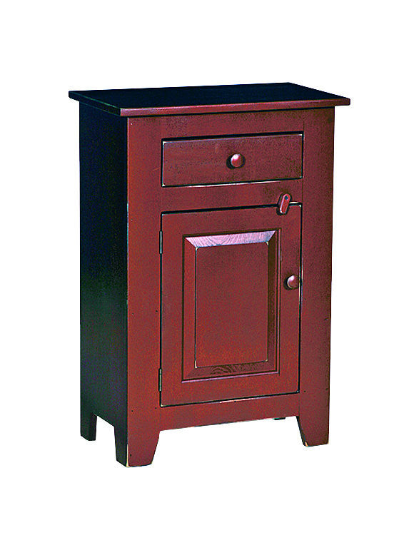 Amish Handmade Pie Safe Kitchen Jelly Cabinet Made in USA
