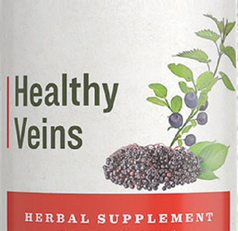 HEALTHY VEINS - Natural Herbal Tincture Blood Circulation Vein Tonic