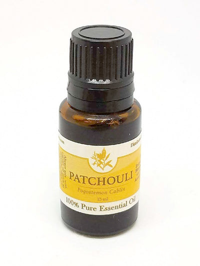 PATCHOULI 100% Pure Essential Oil - Complex Earthy Aromatic Mood Aromatherapy
