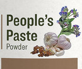 PEOPLE'S PASTE - 5 Herb Natural Wound Healing Support Powder